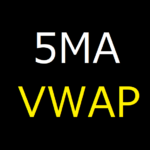 5MAとVWAP・キャッチアイ