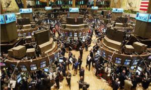 ニューヨーク証券取引所・イメージ画像